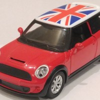 harga Parfum Mobil Diecast Mini Cooper Bendera...Merah Tokopedia.com