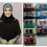 Jual ELZATTA Bergo Saira M Rawinda Hijab Kerudung Jilbab Instan AsliTerbaru Murah