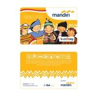 Jual Mandiri E-Money Pakaian Adat (Edisi Ulang Tahun Indonesia) (BARU) Murah