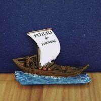 souvenir terbaru magnet kulkas negara portugal