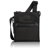 TUMI Alpha 2 Pocket Bag Small