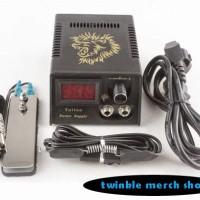 Tattoo Power Supply Set