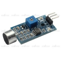 New Audio Sensor Mic Microphone sensor Module for Arduino