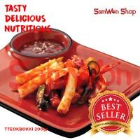 SAMWON TTEOKBOKKI / TOKPOKI 200 Gr Fresh - Makanan Korea