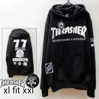 sweater thrasher brooklyn jumbo
