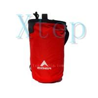 Tas Tabung/ Chalk Bag Eiger 6304 Tri Point Modif - Red