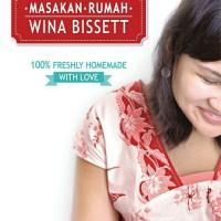 Buku Resep - Masakan Rumah - Wina Bissett - hardcover