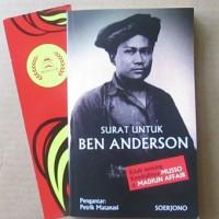 Surat untuk Ben Anderson: Kisah tentang kembalinya Musso dan Madiun Af