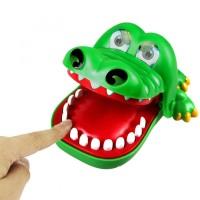 Permainan Gigi Buaya Crocodile Dentist Finger Bite Running Man Games