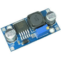 XL6009 DC Adjustable Boost Step-Up Converter Power Supply 4A