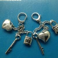 Hadiah untuk Pacar Gantungan Kunci Unik