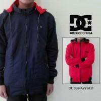 harga jaket bb dc 2in1 navy merah / grosir jaket motor Tokopedia.com