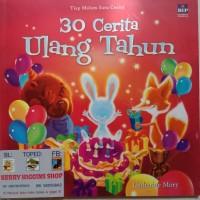 30 Cerita Ulang Tahun - Catherine Mory