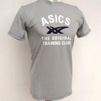 harga Kaos Olahraga Asics The Original Training Club/ Baju Casual Pria Cowok Tokopedia.com
