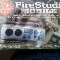 Presonus Firestudio Mobile - Recording Interface / Audio Interface Ori