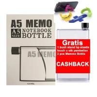 harga MemmoBottle A5 - Botol Minum Dalam Tas Laptop - Kerja - Kuliah Tokopedia.com