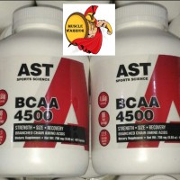 AST BCAA 4500 isi 462 Capsules by: AST SPORTS SCIENCE
