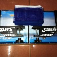 Tiang Net + Jaring Pingpong Tenis Meja DHS 104