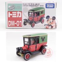 Jual Tomica Disney Motors DM-01 High Hat Classic Mickey Mouse Murah