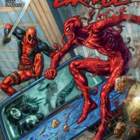 Komik Deadpool Vs Carnage Bahasa Indonesia format Digital