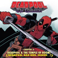 Komik Deadpool The Gauntlet Bahasa Indonesia format Digital