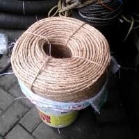 Jual tali tampar tambang ROPE MANILA GURITA 6 mili (REAL PICTURE) Murah