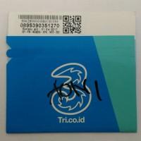 harga Kartu Perdana Internet 3 Aon 1GB / three Aon 1 GB reguler 1 tahun Tokopedia.com