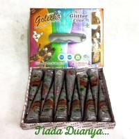 Henna / Inai / Pacar Golecha Glitter 1 Pcs