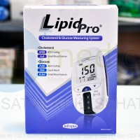Lipid Pro Kolesterol Trigliserida HDL LDL Glucose Meter