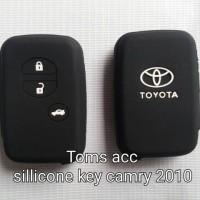 Silicone Key/Kondom/Sarung Kunci Mobil Camry 2010/Rav4/Prado/Hilux