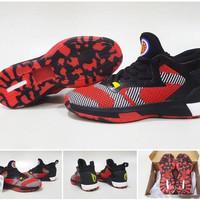Sepatu Basket Adidas DLiliard 2 MC Donald