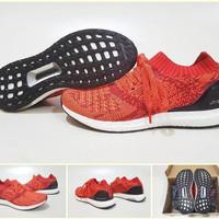 Sepatu Basket Adidas Ultraboost Uncaged Red