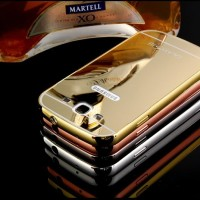 Samsung Galaxy S3 Metal Bumper Mirror Hard Back Casing Cover Case