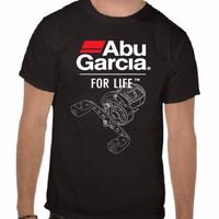 Tshirt / Kaos / Baju ABU GARCIA FOR LIFE-3 - Jersey Outfit