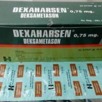 Dexaharsen 0,75 ./ box