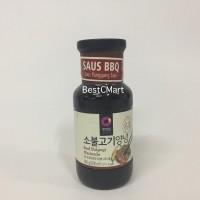 BEEF BULGOGI MARINADE SAUCE 228 ML (SAUS BBQ)