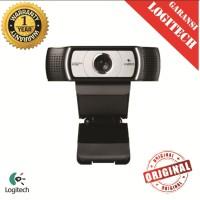 Logitech C930E Advanced 1080p HD Webcam Berkualitas