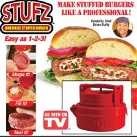 Jual stufz america's stuffed burger Peralatan Dapur alat pengisi dagi Murah