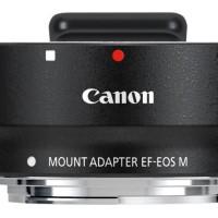 MOUNT ADAPTOR LENSA CANON EF - EOS M