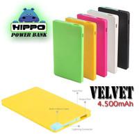 TERLARIS Hippo Power Bank Velvet 4500mAh Slim