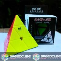 Rubik Pyraminx Qiming Qiyi Stickerless | Piramid Qiyi