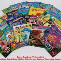 Buku Cerita / Dongeng Anak Bergambar Seri Mengenal Hewan