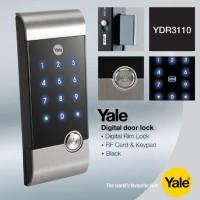 Kunci Pintu Digital YALE YDR 3110 / Digital Door Lock YDR 3110