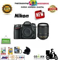 Nikon DSLR D7100 KIT (18-140MM)
