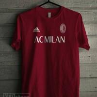 T-Shirt AC Milan Desain | Kaos Bola Terbaru Kepstore