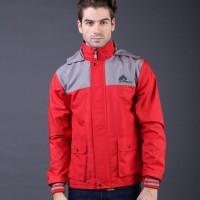 jaket gunung mereh murah bagus / jaket distro parka laki cowok outdoor