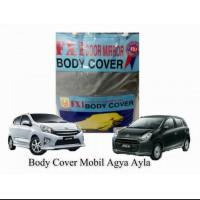 Body Cover/Sarung Mobil Agya/Ayla