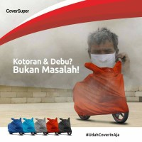 COVER MOTOR SUPER BAJAJ PULSAR DTS-I 220 MURAH BERKUALITAS
