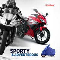 COVER MOTOR SUPER HONDA CBR 250CC MURAH BERKUALITAS