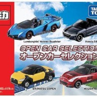 harga Tomica Gift SET Open Car Selection Roadster Cars 2016 Giftset Tokopedia.com